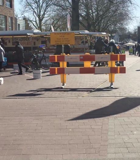 Toch bezoekers op de markt in Doetinchem: 'We hebben het hier beter voor elkaar dan in de supermarkt'