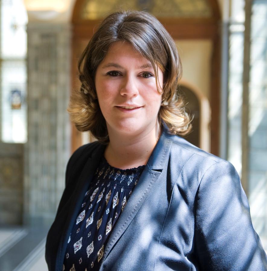 Joyce Vermue is de nieuwe burgemeester van Zundert.