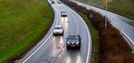 Voor 7 ton aan asfaltschade op randwegen voor rekening van Bergen op Zoom zelf