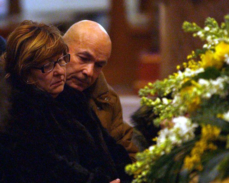 Ferdinando en Tonina Pantani.