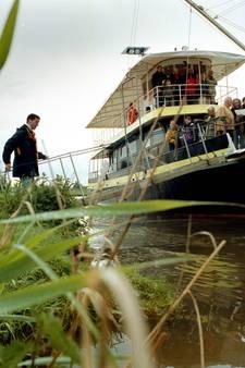 Safariboot De Blauwe Bever vaart op 16 april