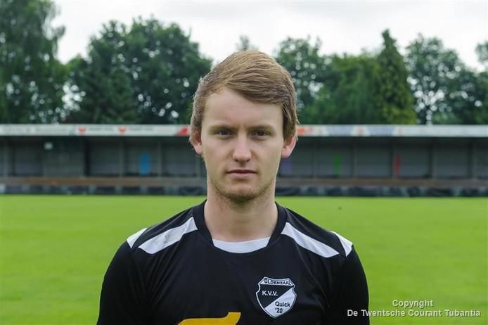 Danny Oude Lashof.