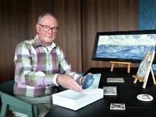 'Wie met de HAL heeft gecruiset, herkent mijn tegelverzameling'