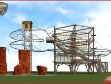 Klimparadijs voor 55ste verjaardag Attractiepark Slagharen