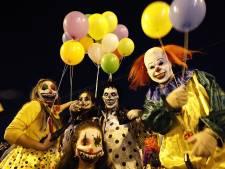 La police met fin à une fête d'Halloween illégale: plus de 100 personnes étaient présentes