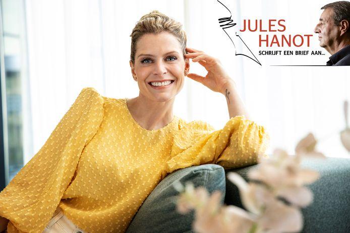 Dina Tersago krijgt een brief van Jules Hanot