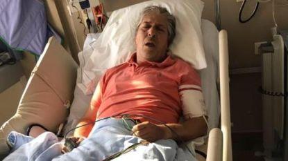 Man riskeert acht jaar cel voor wurging van caféklant: slachtoffer aan één kant verlamd