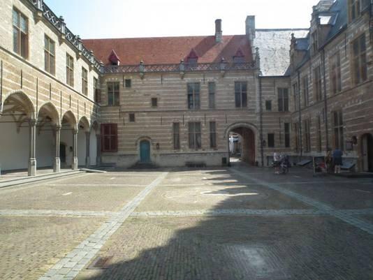 Het Markiezenhof in Bergen op Zoom.