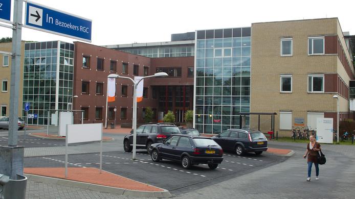 Het gebouw van GGNet in Doetinchem.