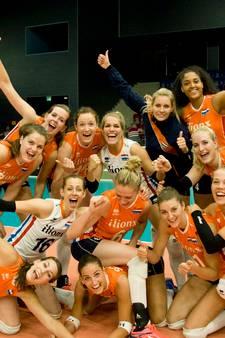 Volleybalsters mogen in Rotterdam op jacht naar WK-ticket