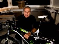 Urolift voor prostaatpatiënt uit Apeldoorn geschenk uit de hemel: 'Ik kan weer mountainbiken'