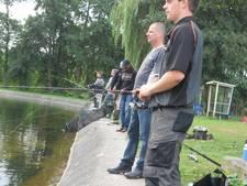 Forellenkwekerij komt met dauwvissen tijdens Hemelvaart