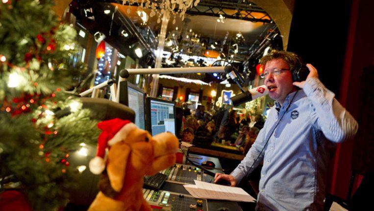 Presentator Bert Haandrikman. © ANP Beeld