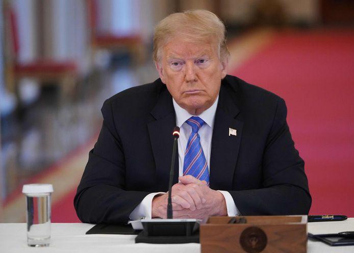 """Donald Trump - """"Trop et jamais assez: comment ma famille a créé l'homme le plus dangereux du monde"""": le livre de la nièce du Président, dont la parution avait été bloquée en justice, pourra sortir"""