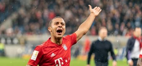 Le Bayern récupère Thiago Alcantara pour la dernière ligne droite