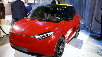 Chinese autobouwer wil elektrische wagens bouwen in Charleroi