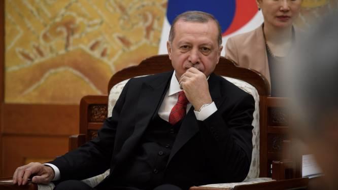 Erdogan officieel aangeduid als presidentskandidaat van AKP