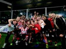 Sparta keert na een jaar afwezigheid terug in de eredivisie