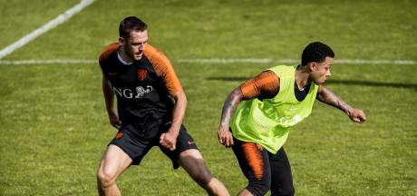 'Ik denk me bij Inter nog verder te kunnen ontwikkelen'