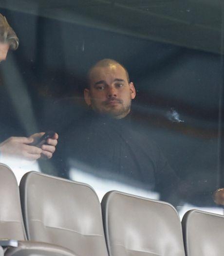 Wesley Sneijder: 'Mijn handen jeuken om aan de slag te gaan bij FC Den Bosch'