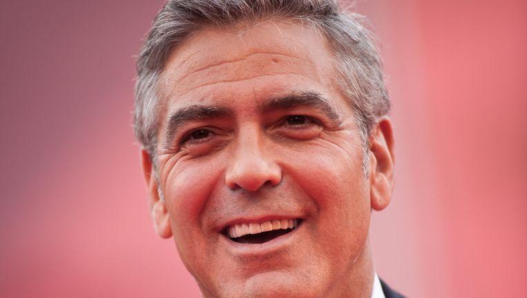 George Clooney. Beeld null