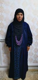 Rasmiya Awad, de zus van al-Baghdadi.