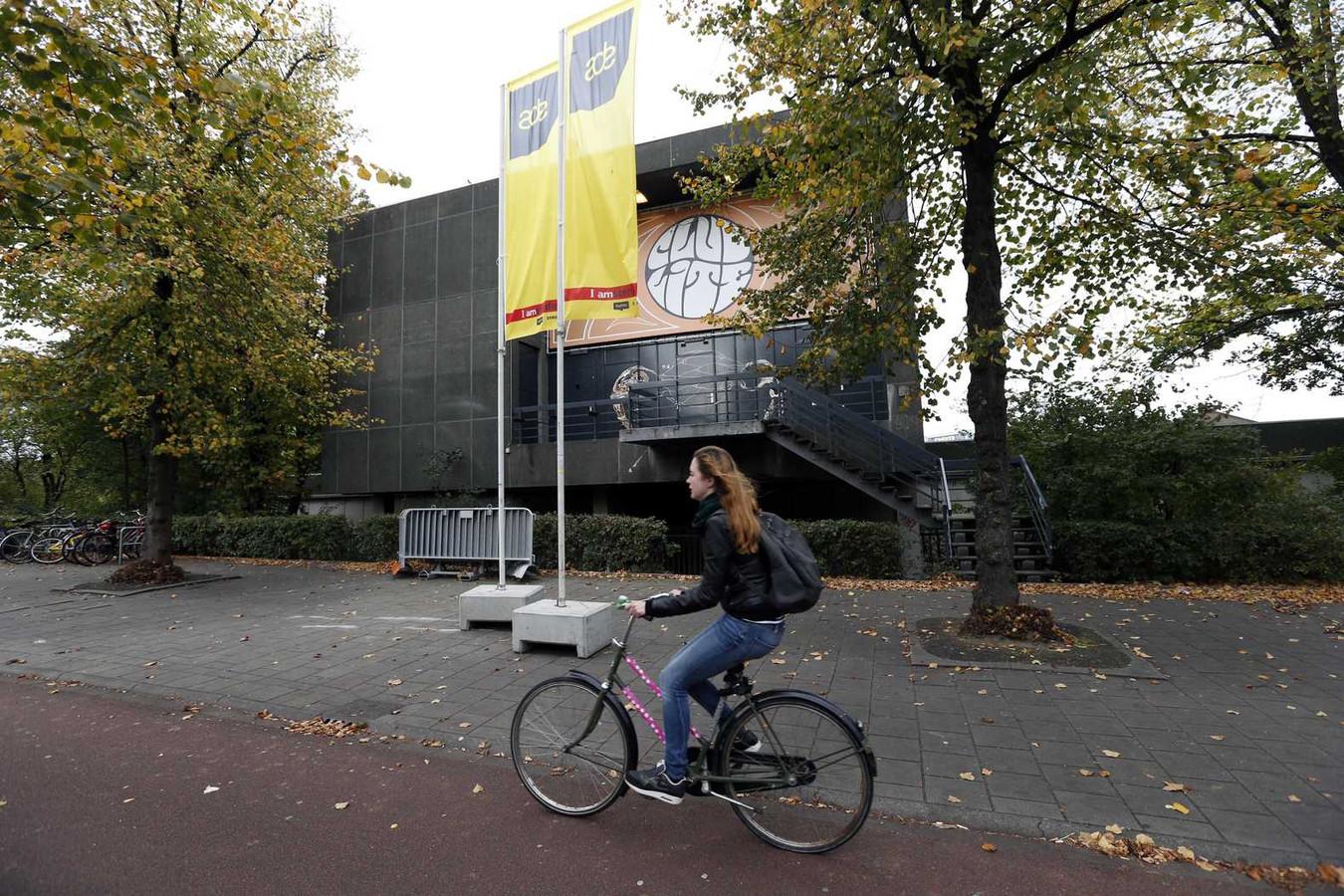 Exterieur van Club Lite in Amsterdam.