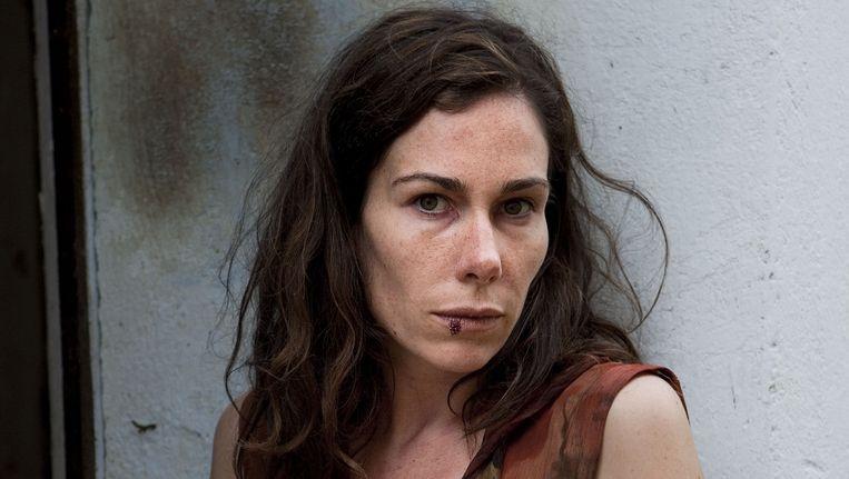 Halina Reijn als Isabelle. Beeld anp