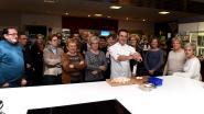 Amateurkoks leren sauzen maken met Stefaan Van Beveren