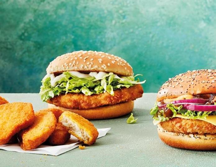 De Veggie Nuggets zijn vanaf vandaag verkrijgbaar