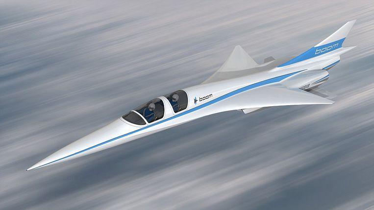 De XB-1 ofwel de 'Baby Boom' wordt in de loop van het jaar getest.
