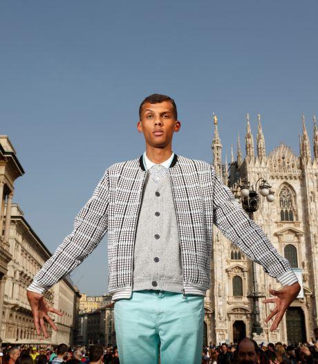 Stromae est de retour: il présente sa nouvelle collection de vêtements