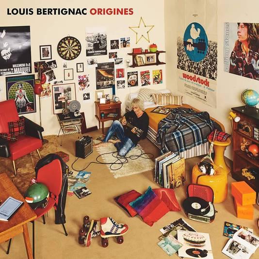 "Louis Bertignac, nouvel album ""Origines"", disponible depuis le 16 novembre"