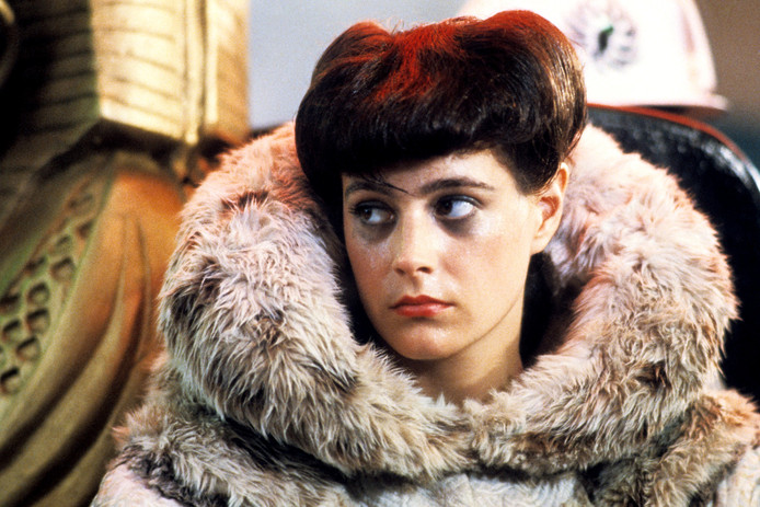 Sean Young in Blade Runner 2049.