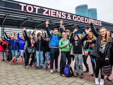 YouTube Gathering in de Jaarbeurs: Sommige fans barsten in tranen uit