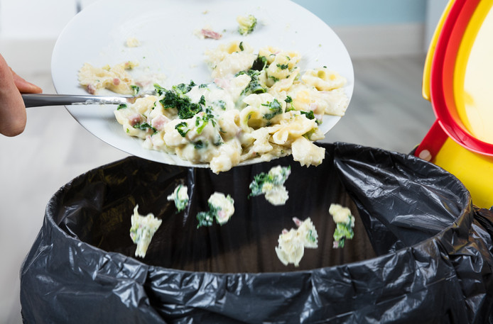 Met de doggybag-campagne moet voorkomen worden dat eten wordt weggegooid.