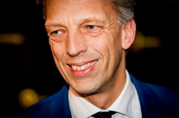 BNR-hoofdredacteur Sjors Fröhlich.