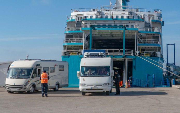 Le port de Tanger Med