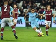 Manchester City en West Ham United voor oefenduel naar IJsland