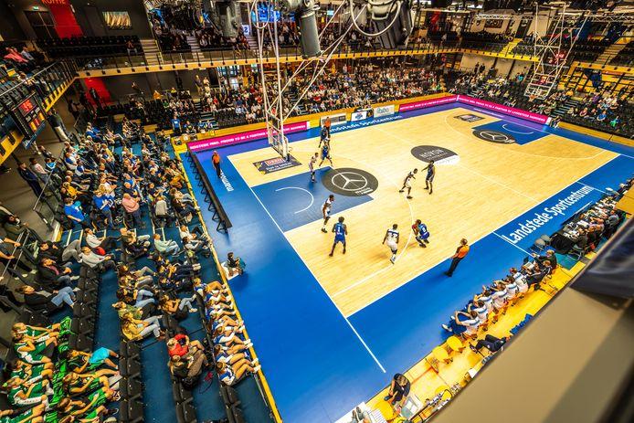 Landstede Hammers Regio Zwolle speelt op 30 oktober de eerste Europese thuiswedstrijd sinds 2000, tegen Kapfenberg Bulls.