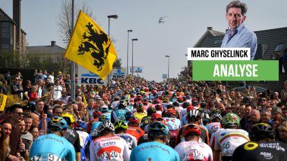 """Onze chef wielrennen: """"De koers in Vlaanderen neemt religieuze vormen aan, maar dit keer zullen we de hoogmis aan ons voorbij moeten laten gaan"""""""