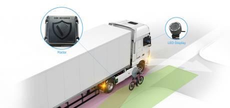 DAF Trucks lanceert monitor voor dode hoek