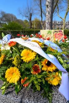 Herdenking Ridderhofdrama in coronatijd zonder troostende arm om je heen