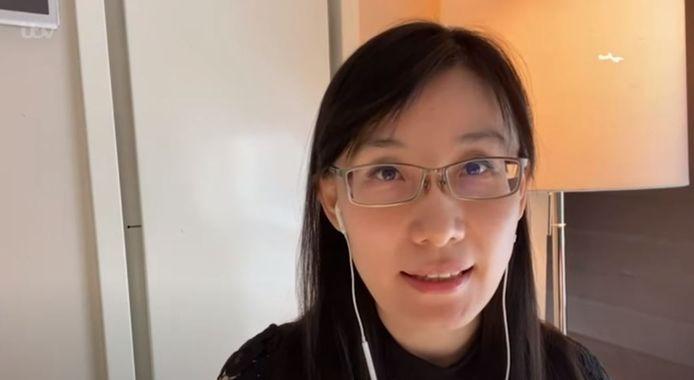 De Chinese viroloog en klokkenluidster Li-Meng Yan