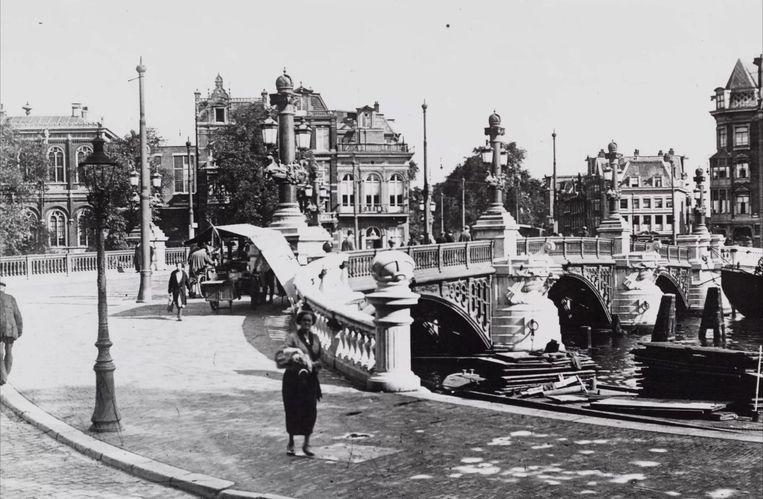Amstel, 1925. Beeld