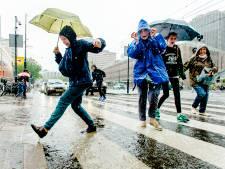 To-dolijst voor maandag: barbecue opbergen en regenjas aandoen