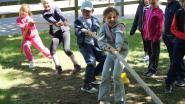 FOTOREEKS. 1.080 kinderen leven zich uit op Avontuurlijke Schoolsportdagen in Gits