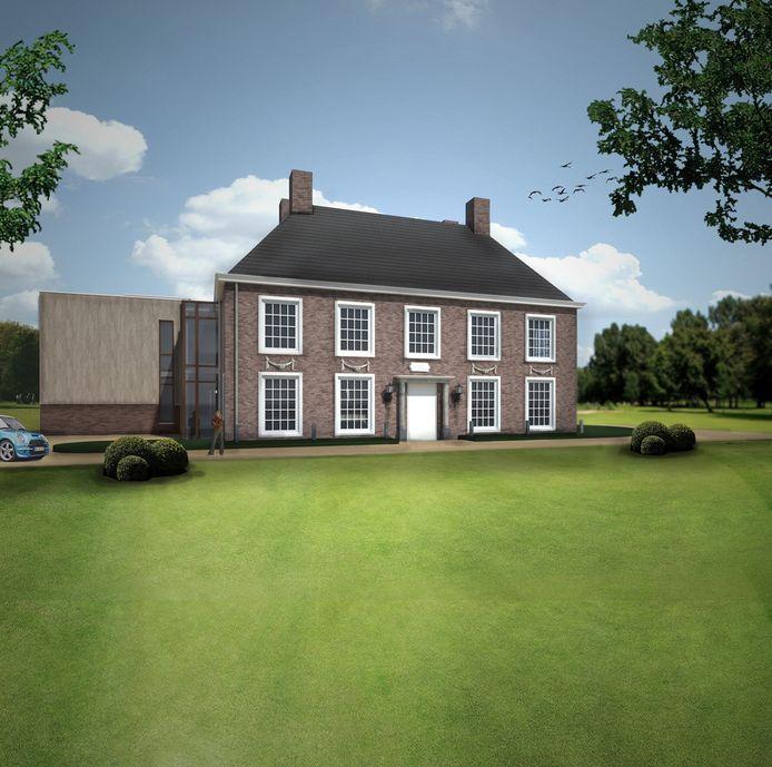 De woonzorgvilla is van Boeijend Huys en biedt plaats aan twintig ouderen met dementie.