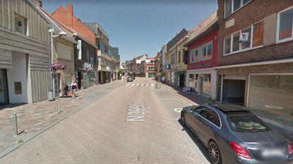 Werken op til in de Kortrijkstraat
