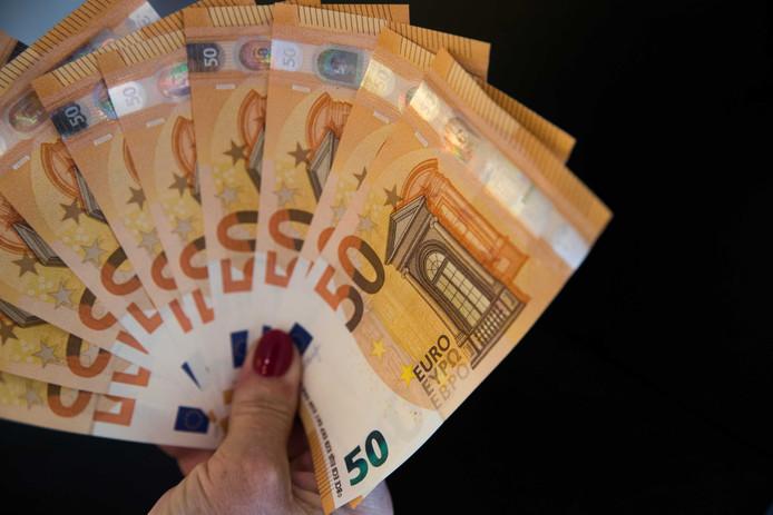 Spaarders laten geld liggen, aldus De Nederlandsche Bank. Foto Jeroen Jumelet/ANP